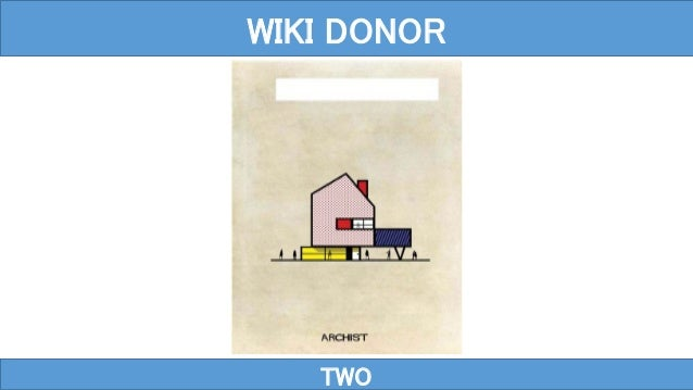 TWO WIKI DONOR