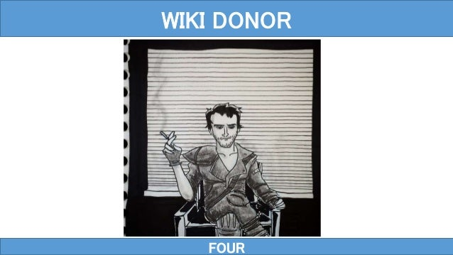 FOUR WIKI DONOR