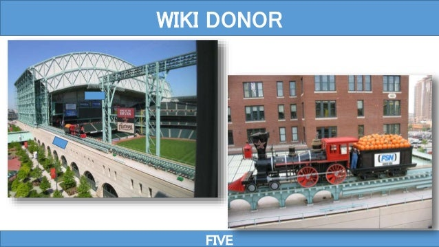 FIVE WIKI DONOR