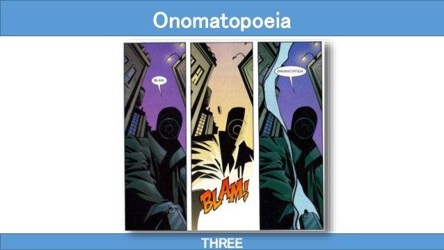 THREE Onomatopoeia