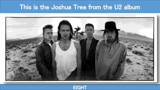 EIGHT This is the Joshua Tree from the U2 album