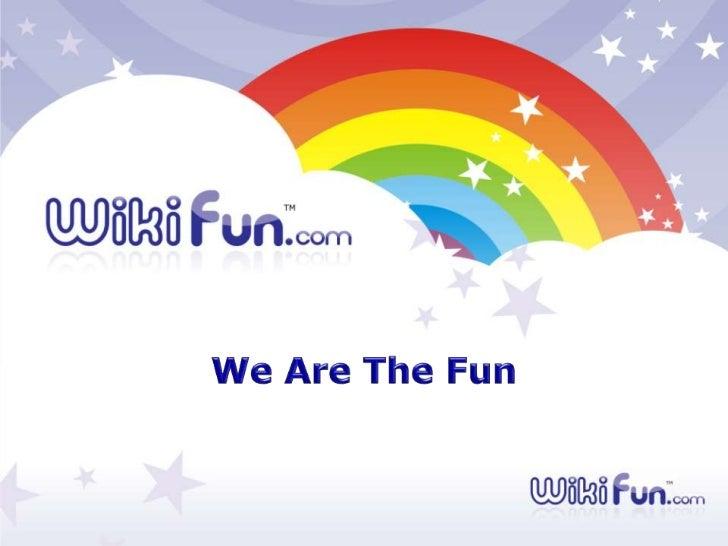 WikiFun       1001 façons de s'amuser1001 façons de partager des expériences      Un Monde de Loisirs à Offrir      Nous p...
