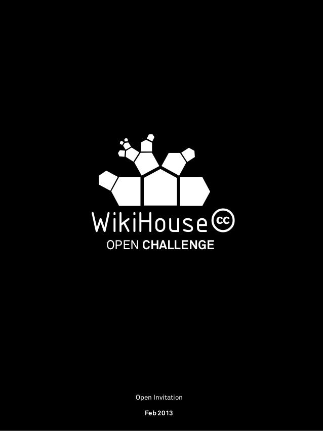 OPEN CHALLENGE   Open Invitation     Feb 2013