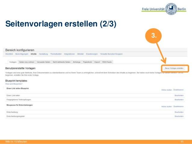 Schön Wiki Seitenvorlagen Zeitgenössisch - Dokumentationsvorlage ...
