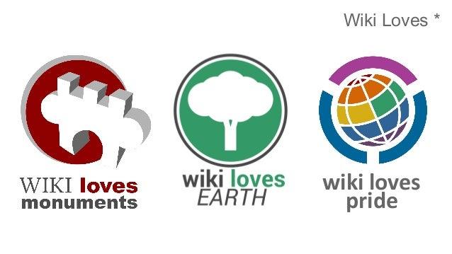 Wiki Loves * wiki loves pride