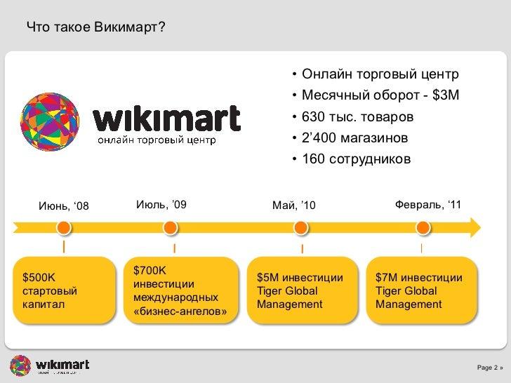 Онлайн-ритейл в России: Перспективы и действия Slide 2