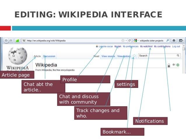 wikipedia help chat