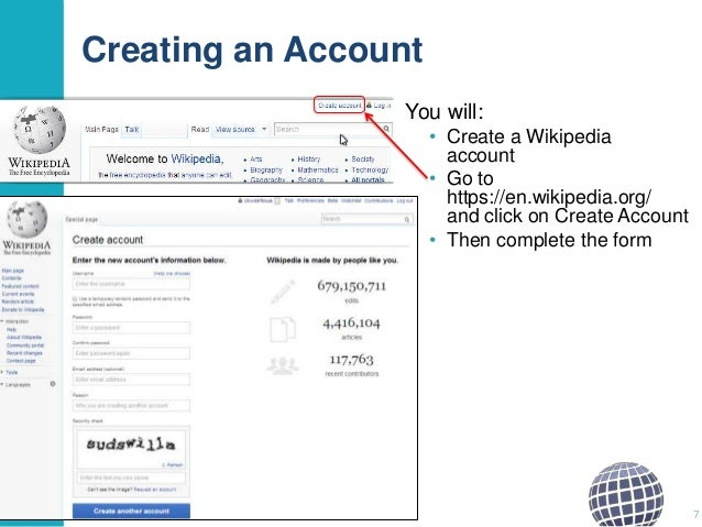 Getting to Grips with Wikipedia: a Practical Session