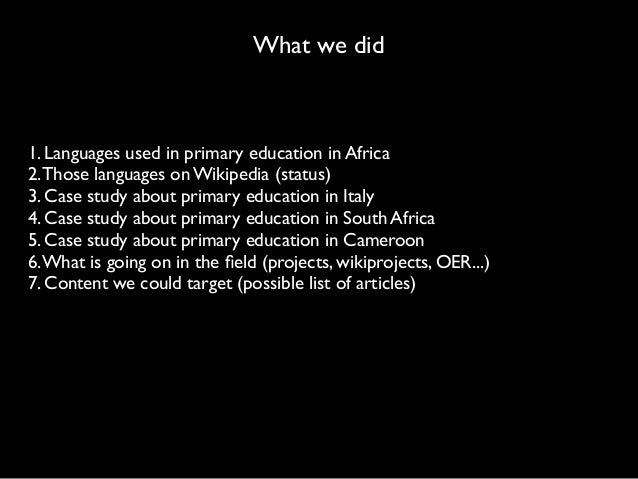 //challenges• Low levels of literacy and numeracy • Focus on Matric (Final) exams negate concentration on building blocks ...
