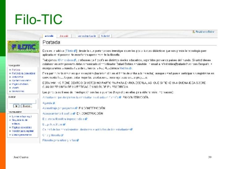 Filo-TIC
