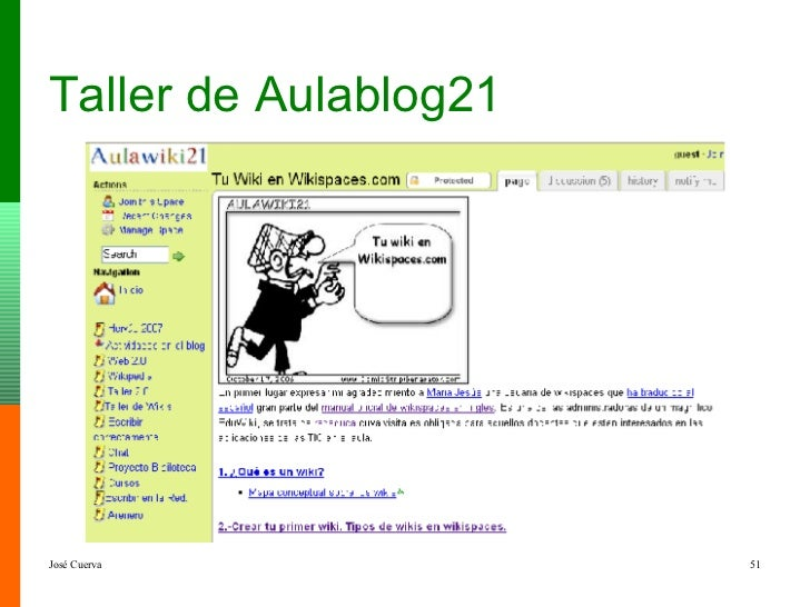 Taller de Aulablog21