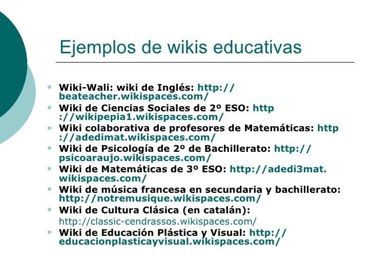 Wikis en el aula - Para que sirve una vaporeta ...
