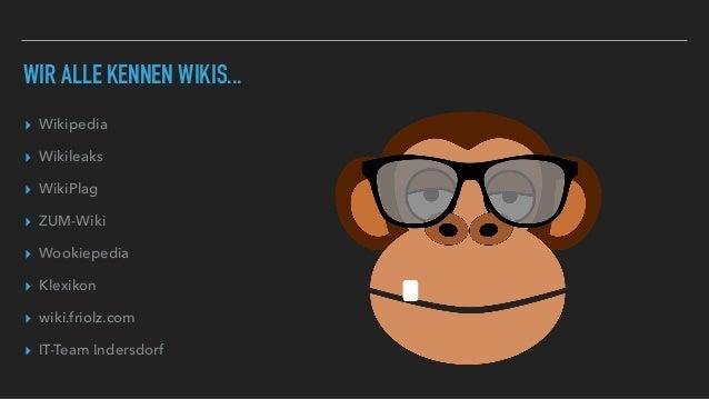 Wikis im Unterricht Slide 2