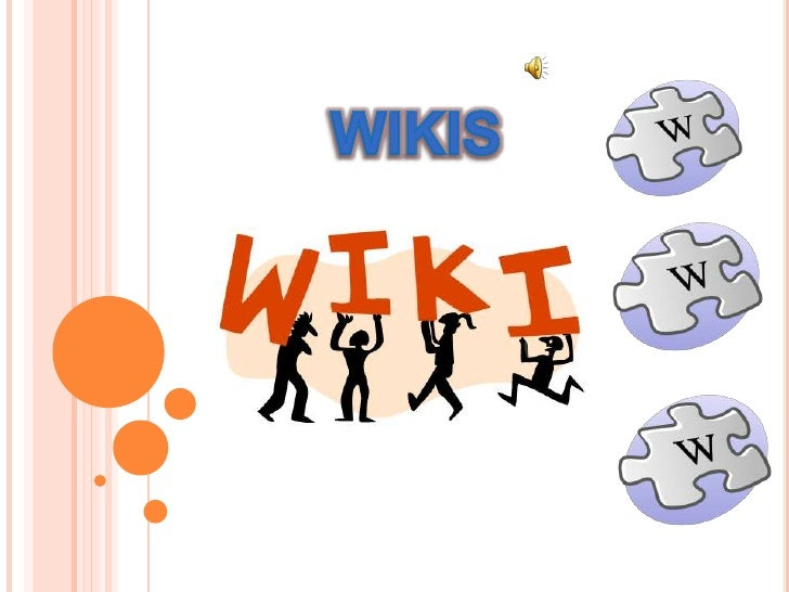 Un wiki, o una wiki, es un sitio web cuyas páginas web pueden ser editadas      por múltiples voluntarios a través del na...