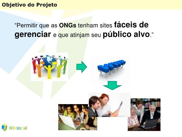 Joomla! Day Brasil 2010 - Wikisocial - Sites para ONGs Slide 2
