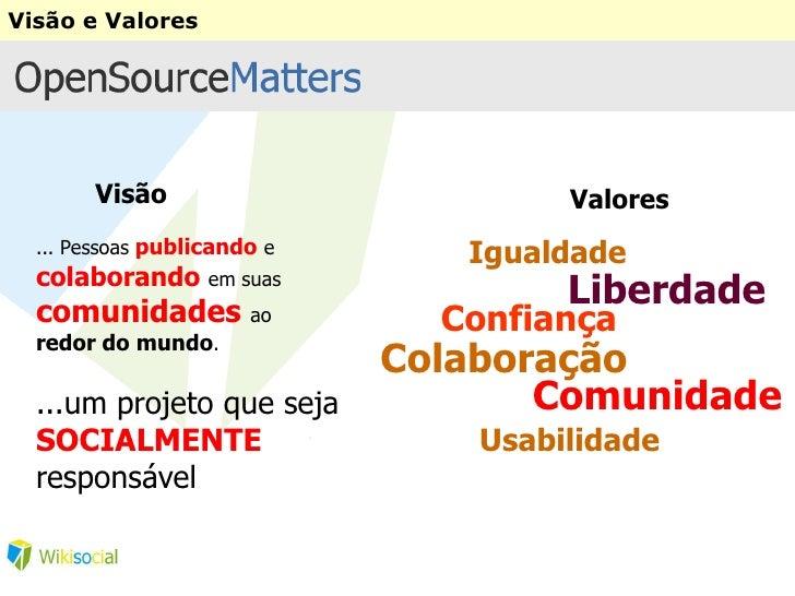 Joomla! Day Brasil 2010 - Wikisocial - Sites para ONGs Slide 3