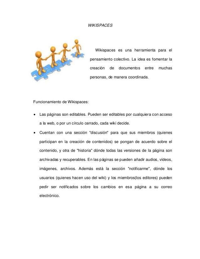 WIKISPACES Slide 2