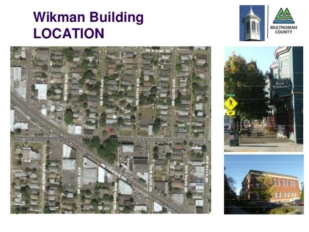 Wikman Building    LOCATION3