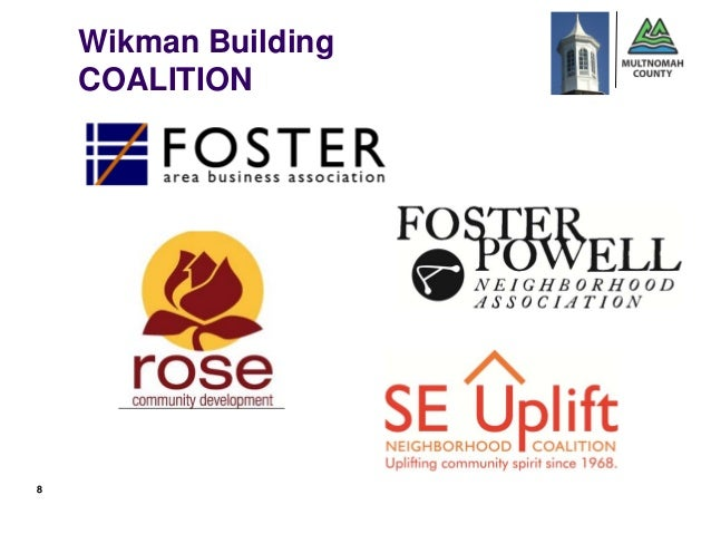 Wikman Building    COALITION8