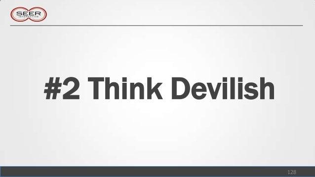 #2 Think Devilish                    128
