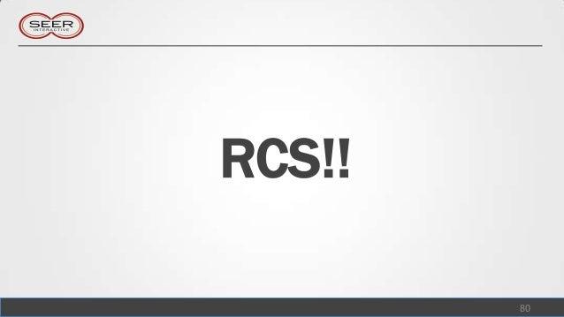 RCS!!        80