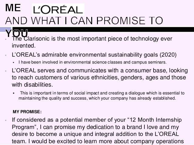 Digital Cover Letter