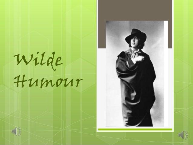 WildeHumour