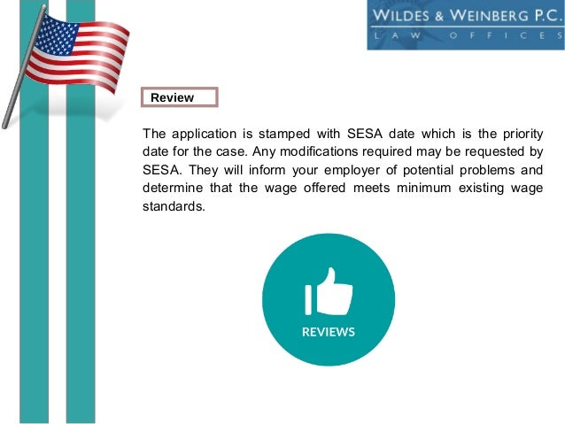 Wildes & Weinberg - Labor Certification – Steps To Follow For A Green…