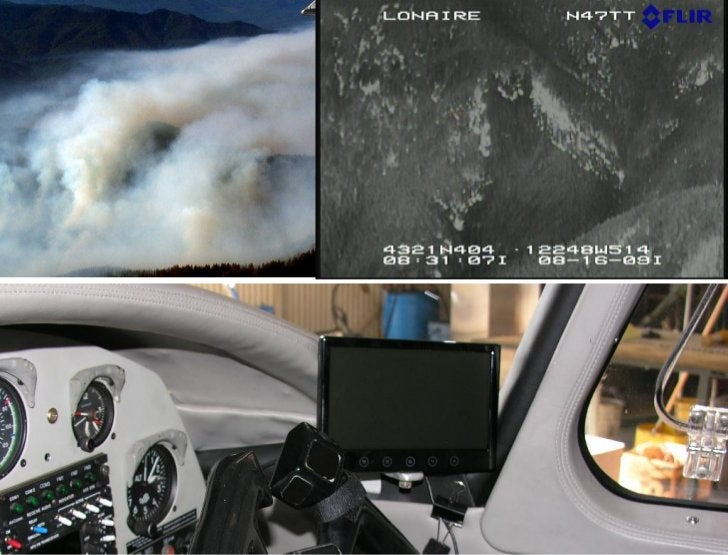 IR+GIS Augmented Reality Provides:Instant situational awareness – Eyes spend more time outsideOverall improved efficienc...
