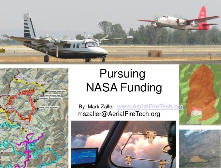 Wildfire IR and Mapping