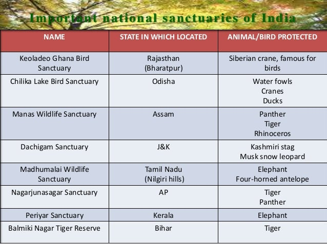 Endangered Animals of India - With Pictures