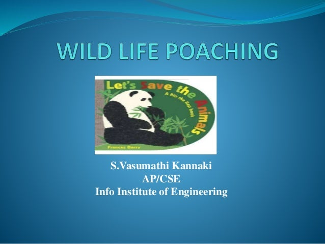 S.Vasumathi Kannaki  AP/CSE  Info Institute of Engineering