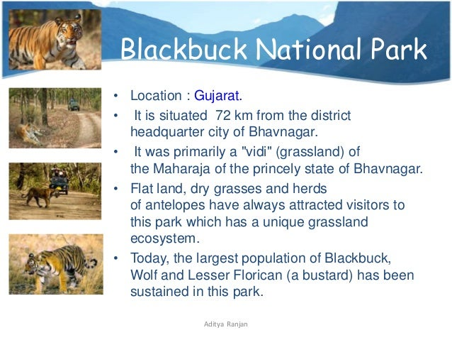 Top 100 Wildlife Sanctuaries and National Parks of India