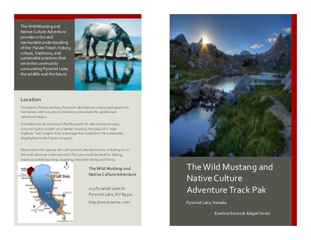 The Wild Mustang and Native Culture Adventure provides a fun and memorable understanding of the Paiute Tribe's history, cu...