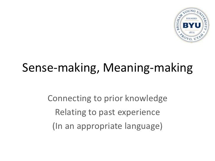 Educational Sharing<br />Also means adapting or editing<br />