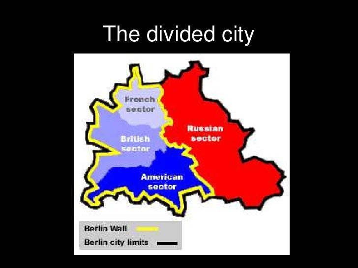 divided city The divided city experience the stark reality of life within the divided city in the 1960s – 1980s through miniature on a bigger scale witness how the east and west were split in two by the berlin wall.