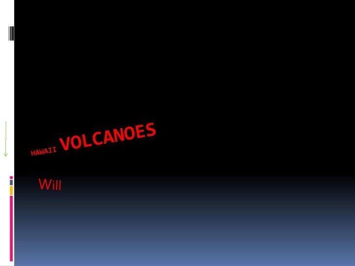 Hot liquid rock poursout of an eruptingvolcano.
