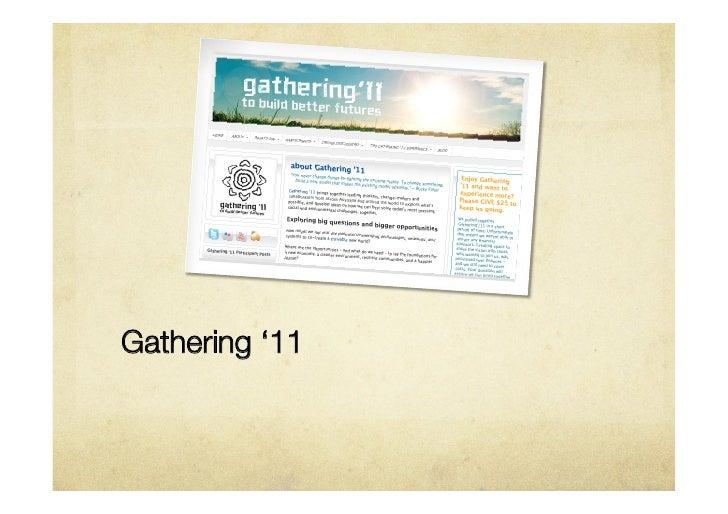 Gathering '11