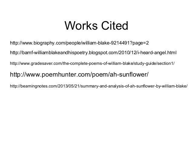 works cited poem oker whyanything co