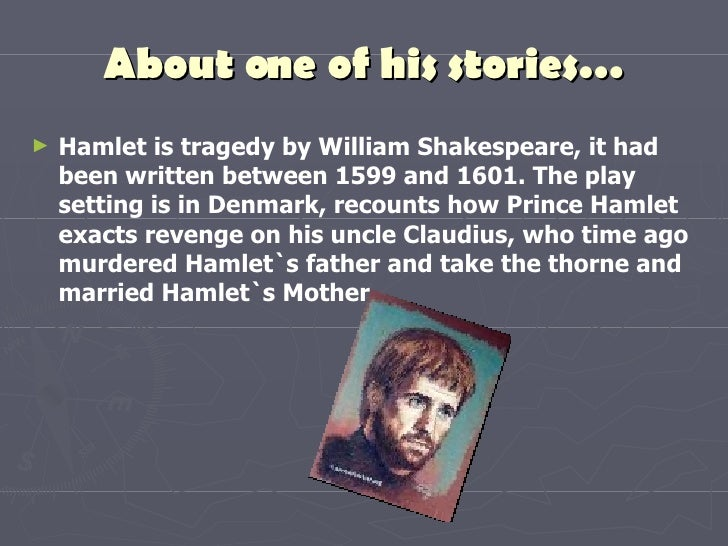 revenge born of anger in william shakespeares hamlet Revenge in shakespeare´s play hamlet essay the losses that hamlet has to deal with, the anger and lack of more about personalities of hamlet in william.