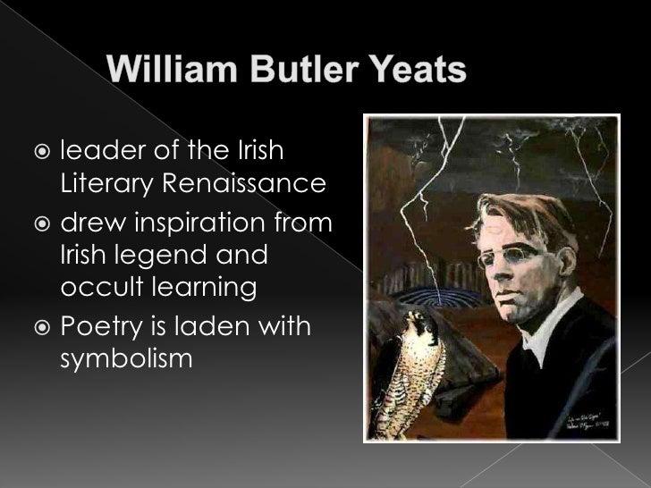 William butler yeats essay
