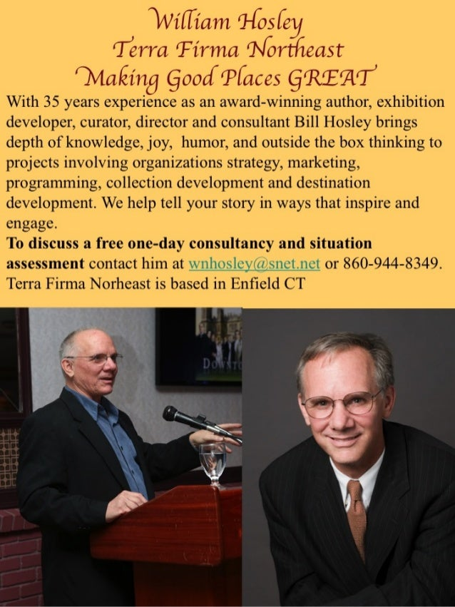 W/ /ifiiam Cl-fostey Terra (Firma Ckfortfieast  '? /taking §00c['_P[a, ce5 gCRfE¥i'f  With 35 years experience as an award-...