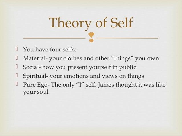 james theory