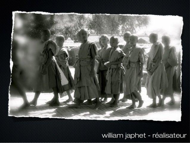 william japhet - réalisateur