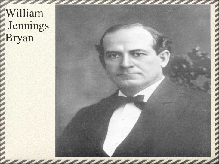 an analysis of william jennings bryans cross of gold speech Chapter 5 section 3 william jennings bryan cross of gold speech, democratic nominee for president, wasn't elected.