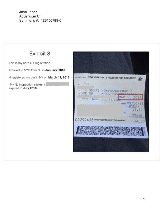 Nj car registration inspection 15