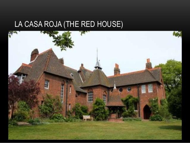 LA CASA ROJA (THE RED HOUSE)