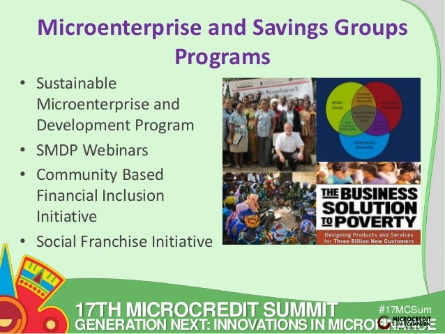 Where Will the Next Big Innovation in Microfinance Come From?