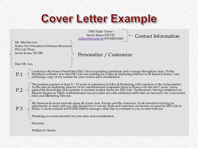 William'S English Cover Letters & Resumes