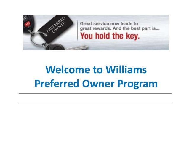 Captivating ... Chevrolet In Traverse City. Welcome To Williams Preferred Owner Program  ...